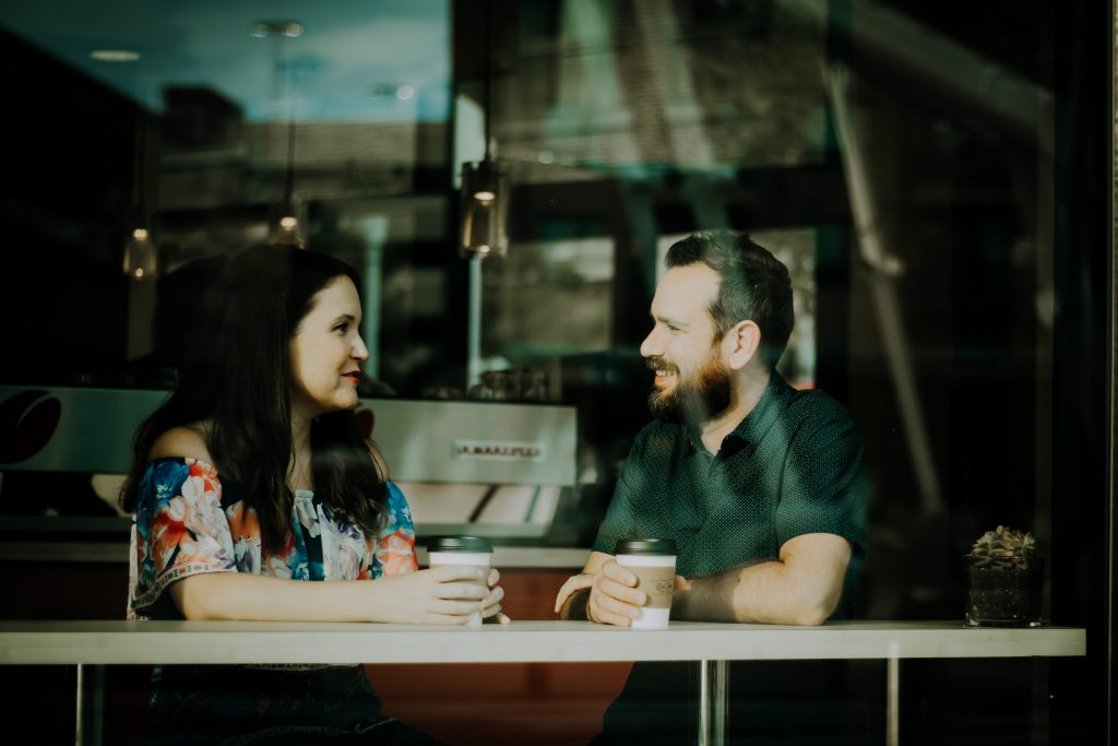 Mindful Communicating: The Intention in mindful attention that engenders trust.